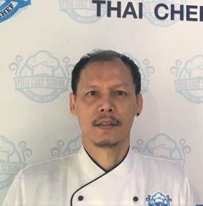 Chef Chayanat (Nat) Boonmeerod