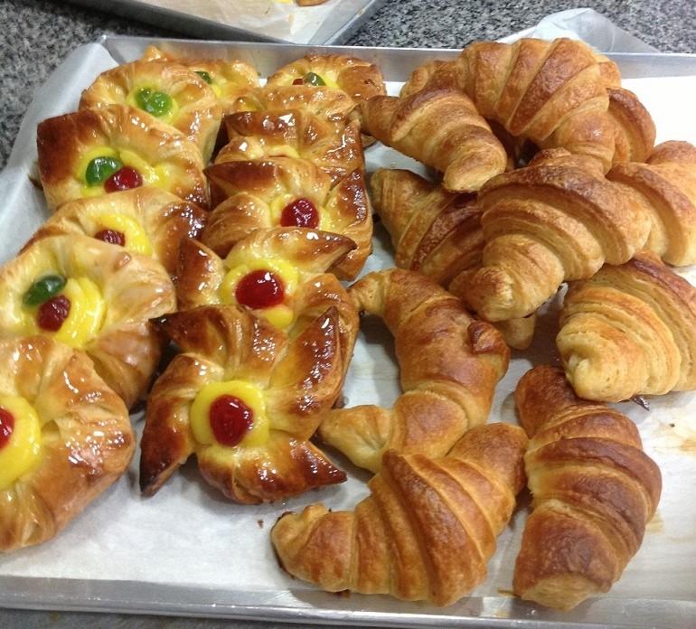 การทำเบเกอรี่ & ขนมปัง