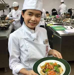 Chef Dao Thai Chef School