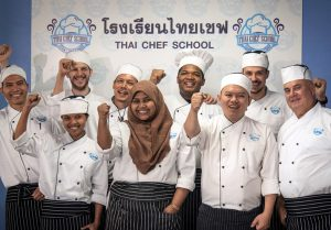 Online Thai cooking course