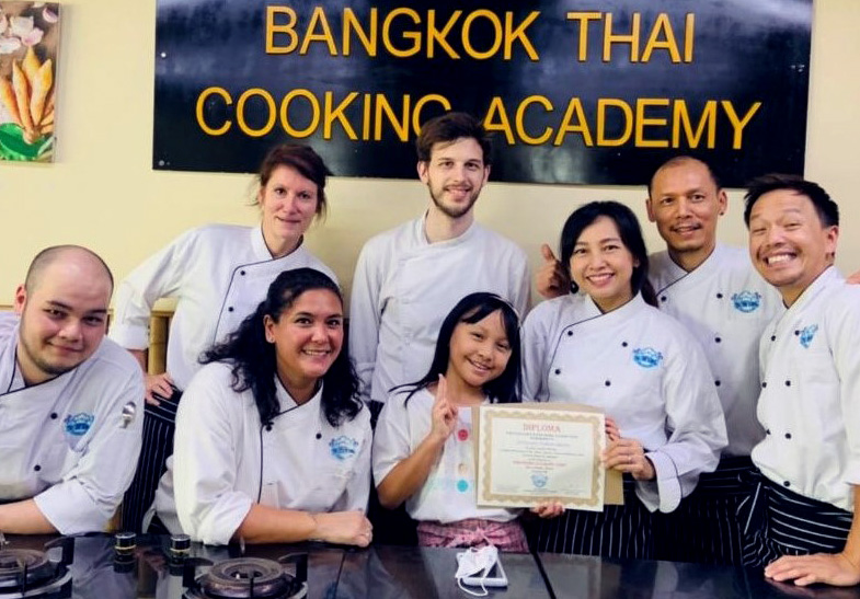 learn Thai Cooking Online certificate diploma