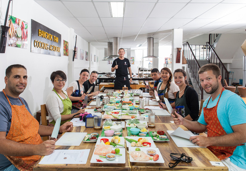 learn Thai Cooking Online
