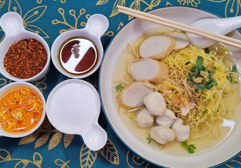 clear soup learn thai street food online