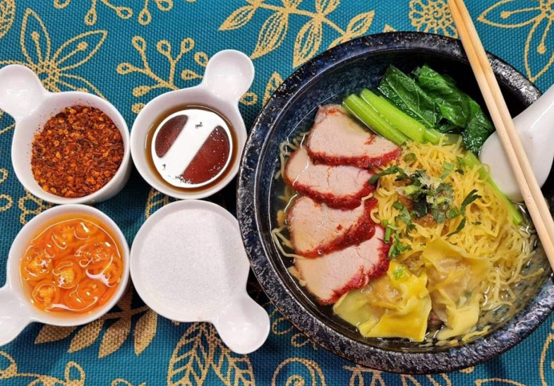 clear soup pork learn thai street food online
