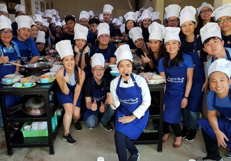 learn real thai cooking online