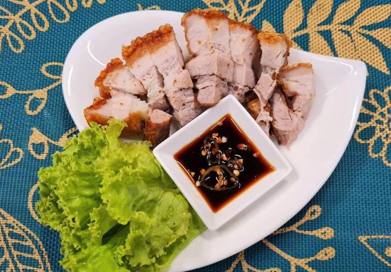 pork 2 learn thai street food online