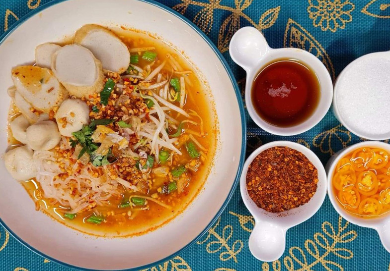 tom yam noodles learn online