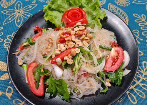 Glass Noodles Salad
