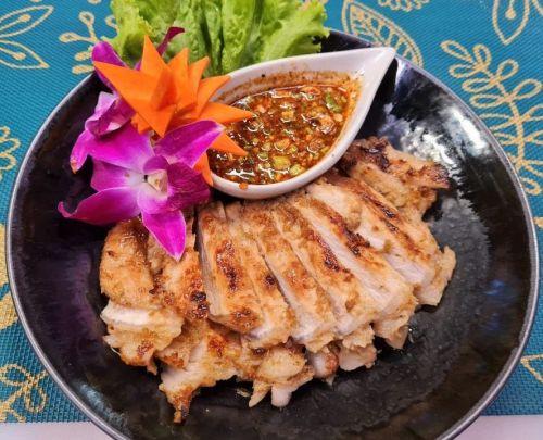 Grilled Pork with Lemongrass