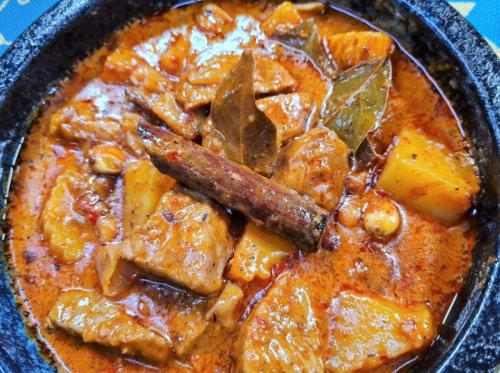 Massaman Curry Beef