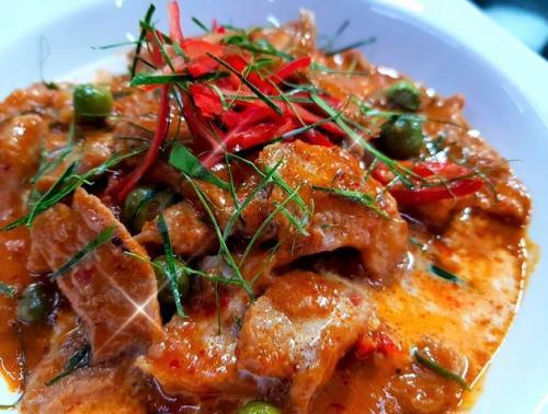 Panang Curry Pork
