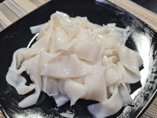Homemade Rice Noodles