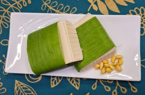 Tofu from Soybeans