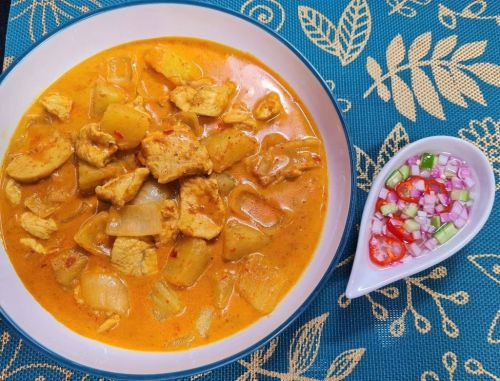 Yellow Curry Chicken